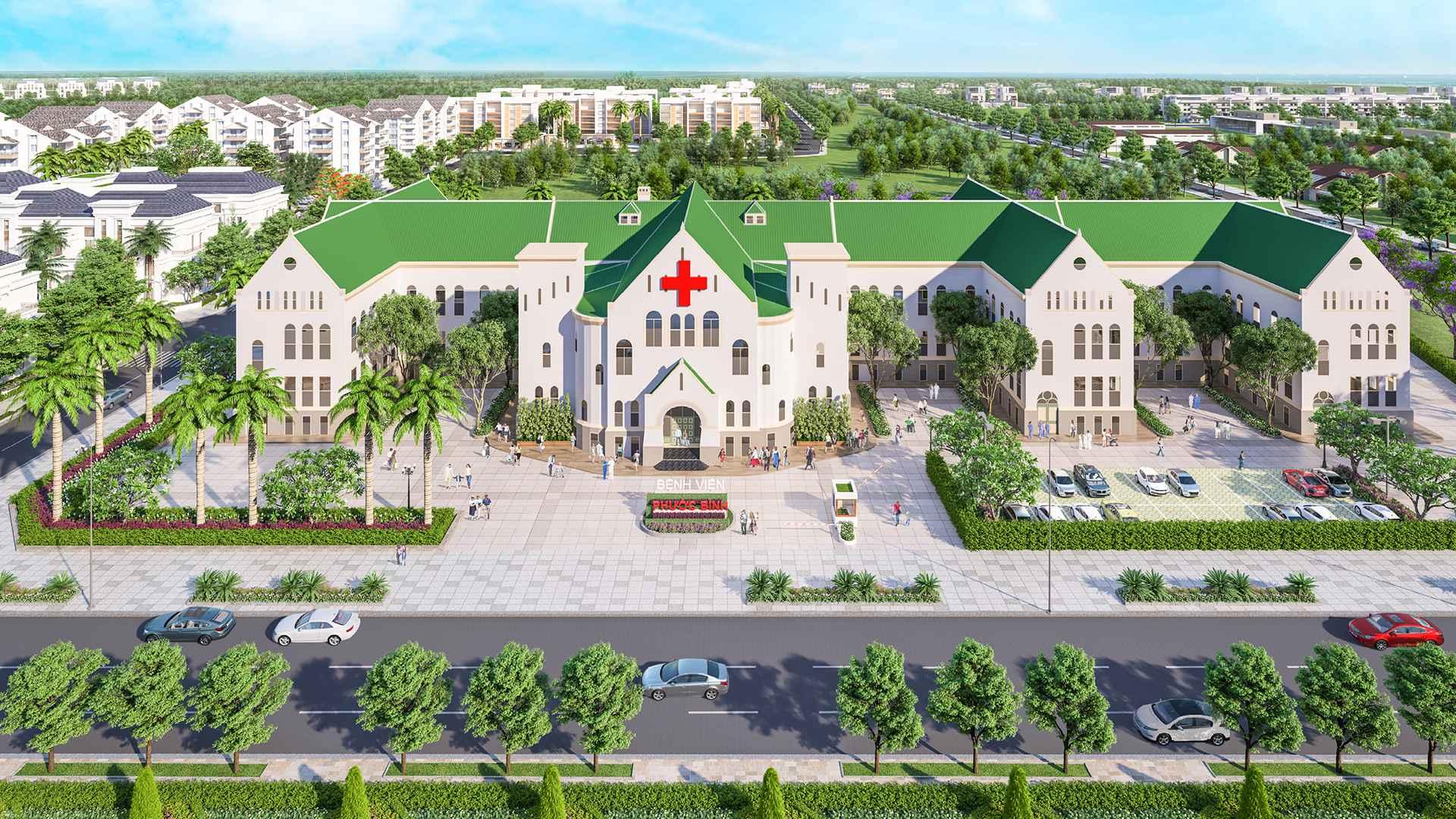 Bệnh viện Phước Bình